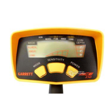 Металлоискатель Garrett ACE 150 блок управления