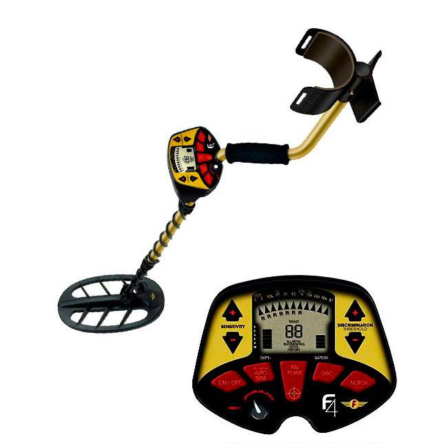 Металлоискатель fisher f4 - интернет-магазин абориген.