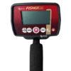 Металлоискатель Fisher F22 дисплей и дискриминация