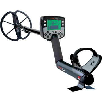 Металлоискатель Minelab E-Trac Basic