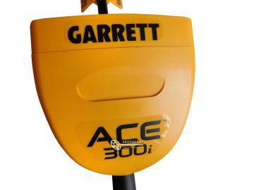 Металлоискатель Garrett ACE 300i блок управления