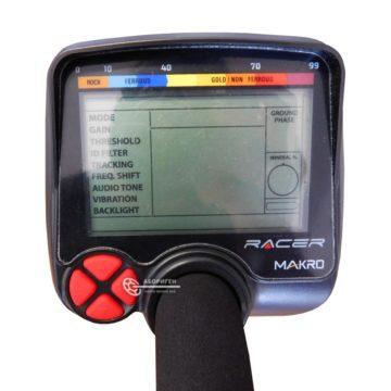 Металлоискатель Makro Racer MD блок